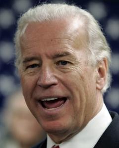 Joe Biden is a big winner in the fiscal cliff fight. (AP Photo)