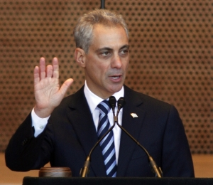 Mayor Rahm Emanuel presides over Chicago without checks and balances.