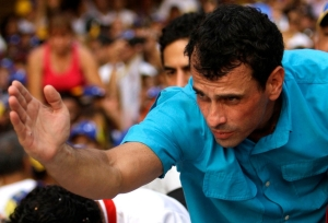 This is likely Henrique Capriles's last shot at being president of Venezuela